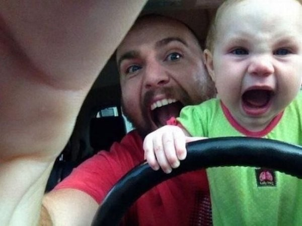 Dads Who Are Clearly Parenting Experts