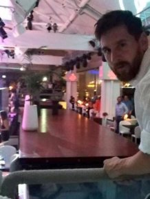 Restaurant Claims Lionel Messi Racked Up A Big Bill In Ibiza