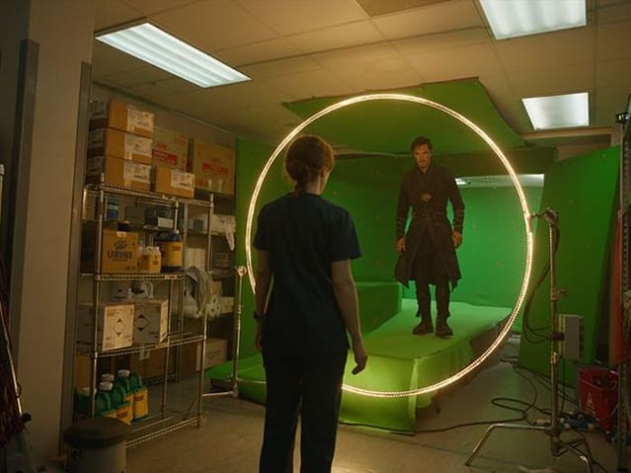 Special Effects Bring Movie Magic To Life
