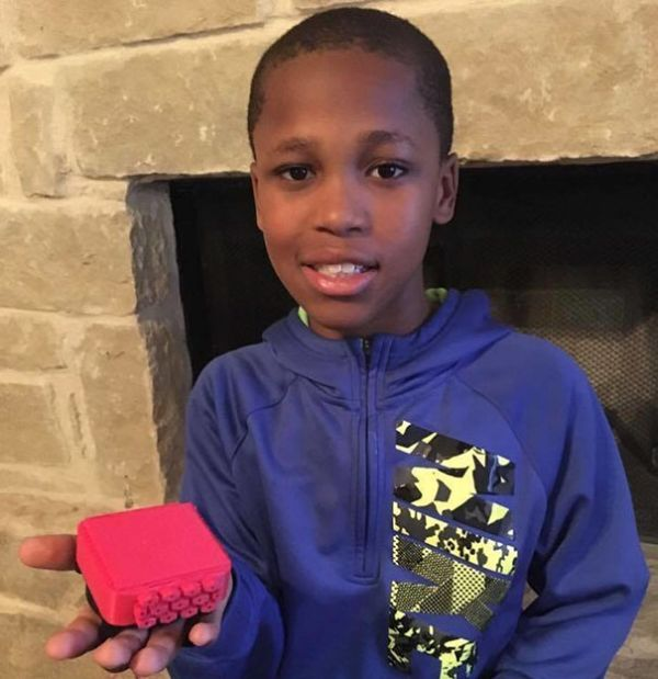 Little Boy Invents A Genius Device To Stop Children From Dying In Hot Cars