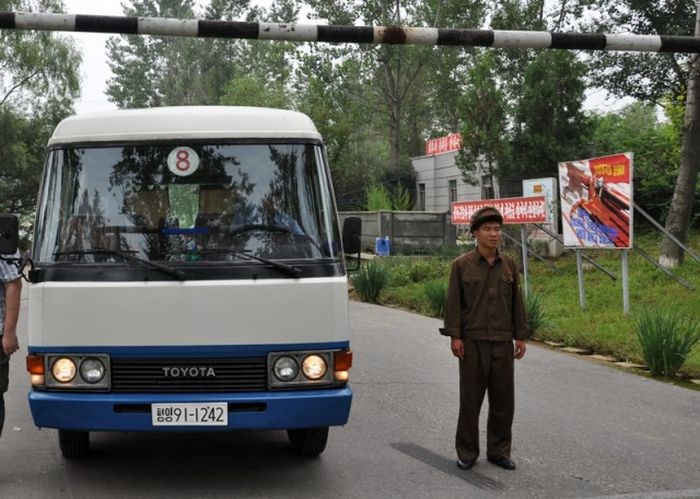 Pictures That Give A Glimpse Of Daily Life In North Korea