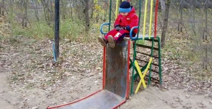Playgrounds That Honestly Suck