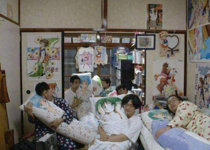 Japan Brings You A Massive Dose Of Awkwardness