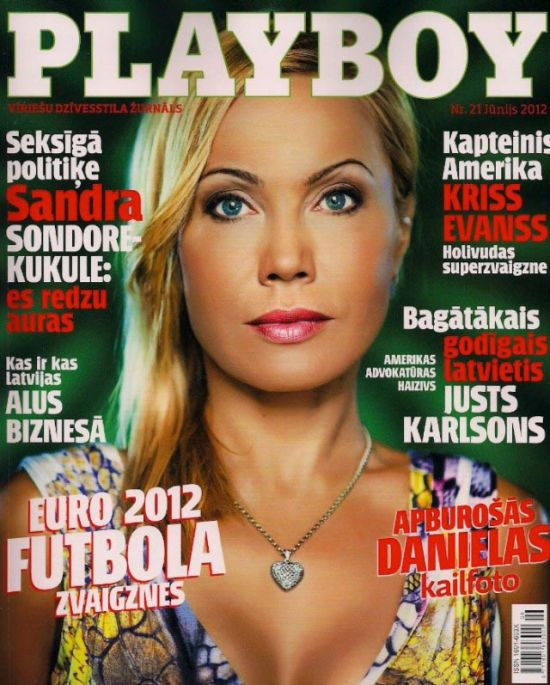 The Adviser To The Minister For Foreign Affairs Of Latvia Is Smoking Hot
