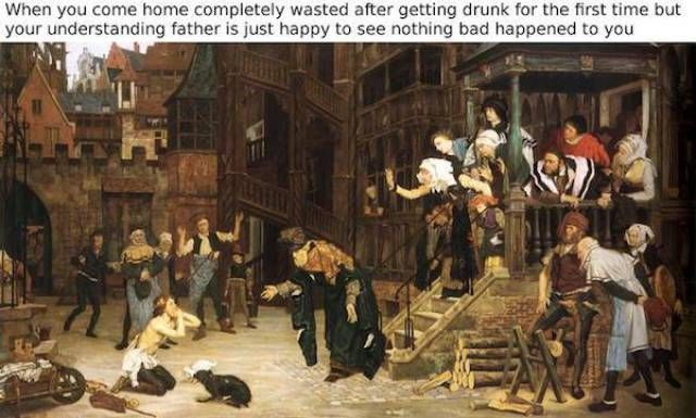 Medieval Memes Are Almost Better Than Modern Memes