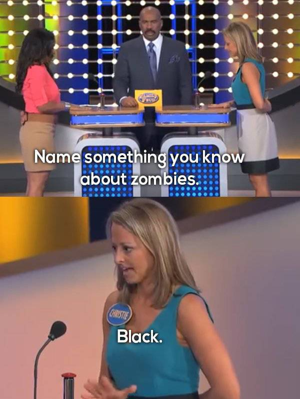 Family Feud Is Full Of Sweet Fails