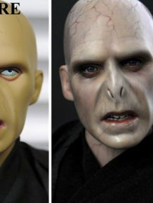 Artist Repaints Cheap Dolls To Make Them Look More Realistic