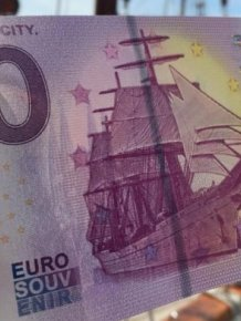 This Euro Is Worth Nothing