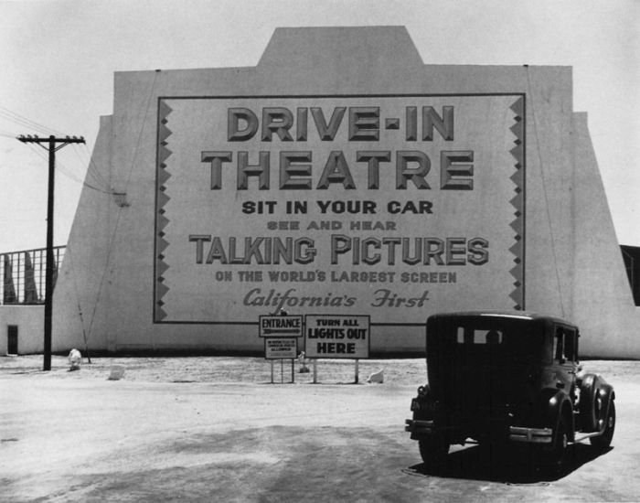 Vintage Photos Of USA In The 30s