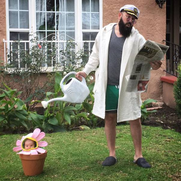 This Dad Definitely Knows How To Dad The Right Way
