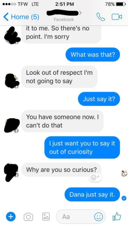 Ex-Girlfriend Tries To Ruin A Happy Relationship