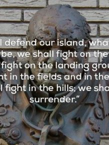 Sir Winston Churchill Was A Real Pro When It Came To Wise Words