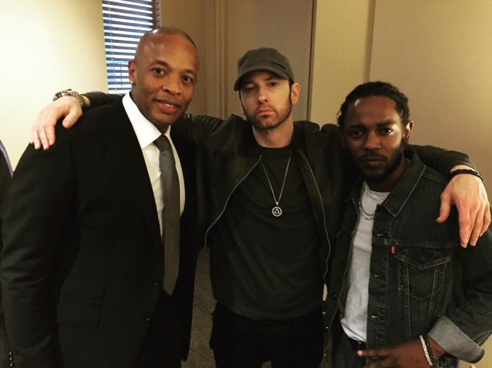Eminem Shocks Fans With His New Look
