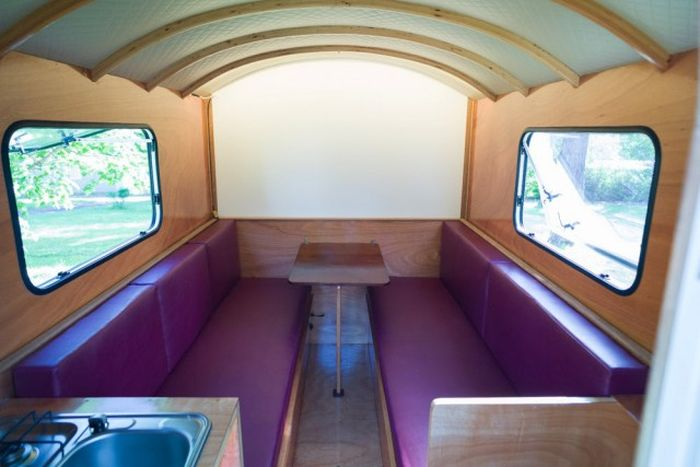 This Mini House On Wheels Is Awesome