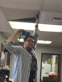 This Ingenious Prank Made His Coworker Very Paranoid