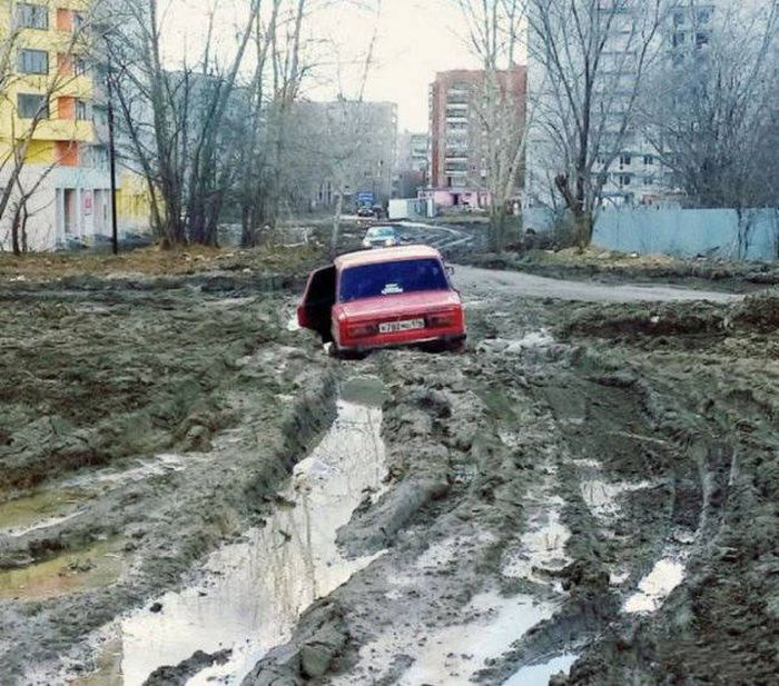 Only In Russia Could Life Be This Bizarre