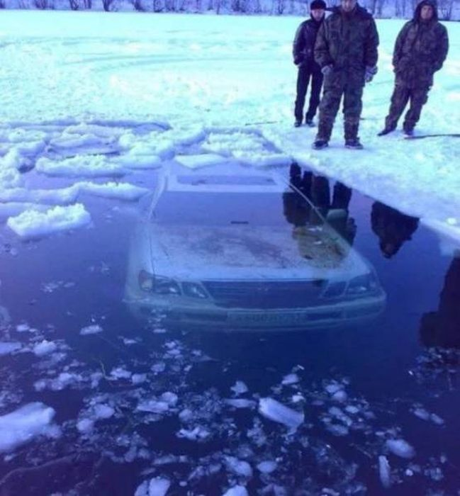 Car Crashes That Will Make You Wonder How And Why