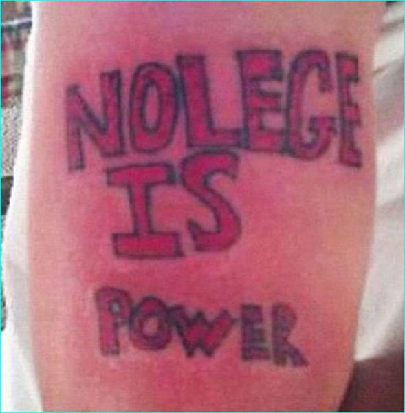 These Tattoos Are So Bad It's Impossible Not To Laugh At Them