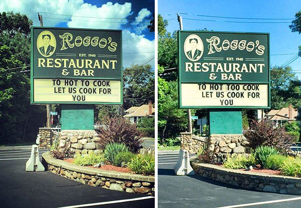 Restaurant And Bar Fails That Are Impossible To Ignore