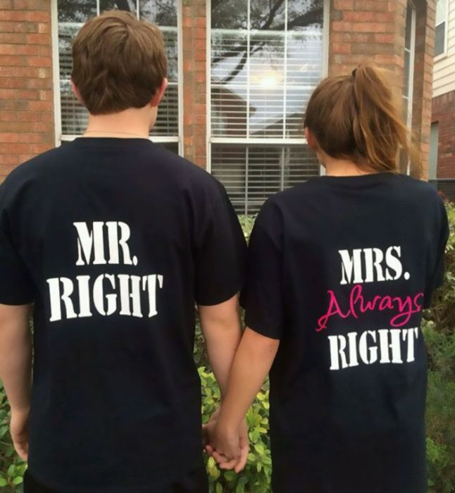 Genius T-Shirt Pairs You'll Wish You Thought Of First
