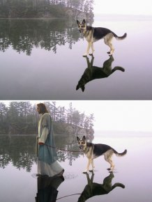 Ridiculous Pictures From The Masters Of Photoshop