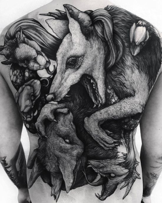 15 Amazing Tattoos That Will Drop Your Jaw