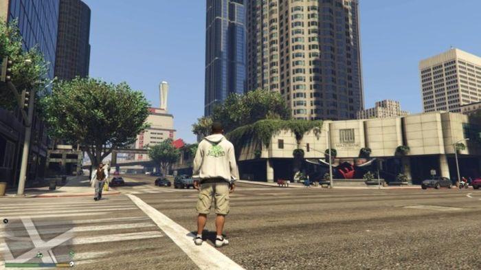 Comparing Grand Theft Auto's Los Santos To Los Angeles