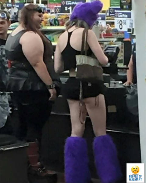 Walmart Is Like A Freak Show You Can Visit Whenever You Want