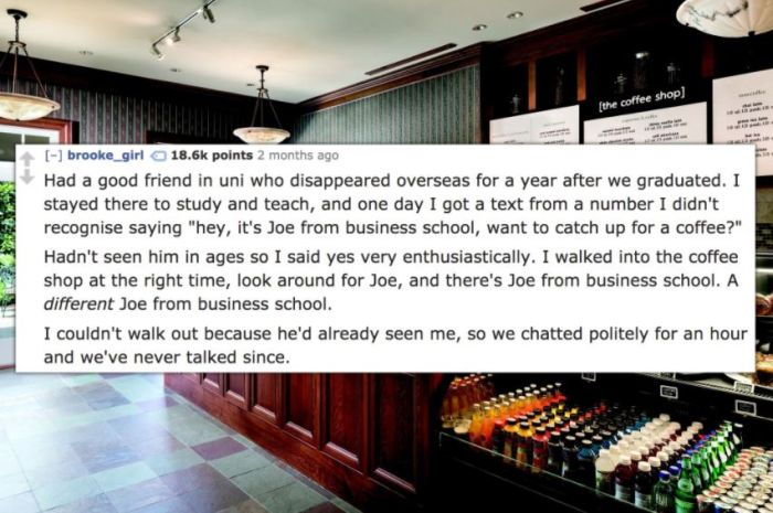 People Share The Strangest Date They've Ever Been On