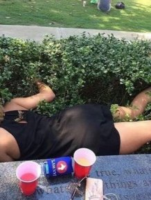 When Getting Drunk Goes So Wrong It's Right