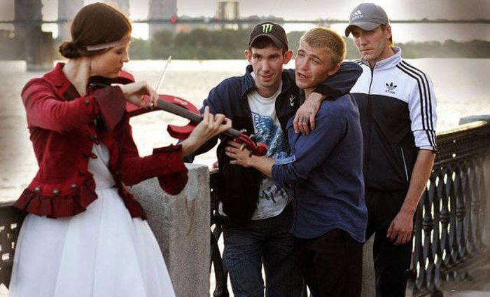 Russia Is Like Its Own Strange World
