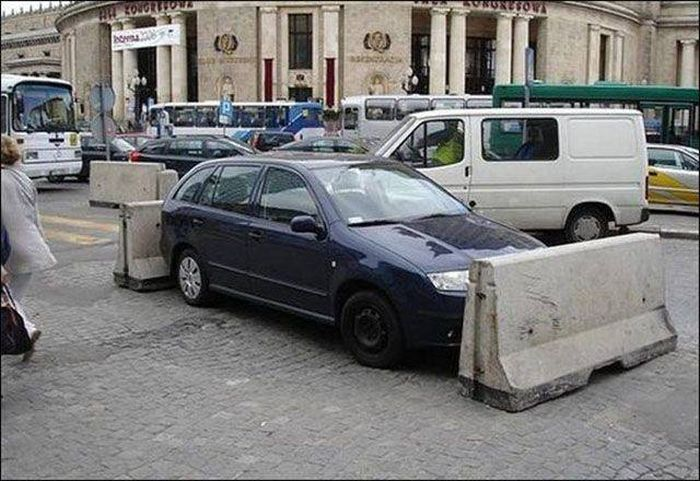 Why It's A Bad Idea To Park In Wrong Places