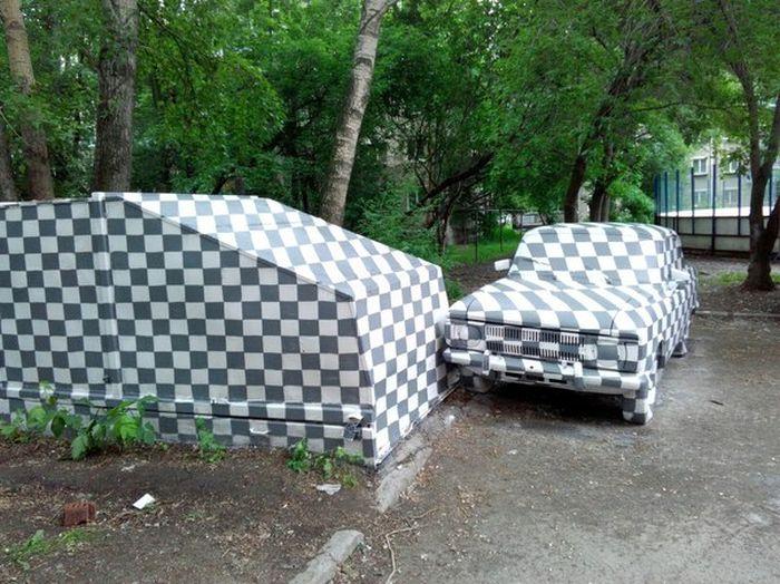What Street Art Looks Like In Russia