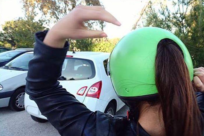 This Motorcycle Helmet Is Genius