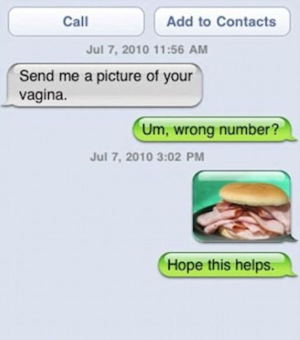 When Sexting Goes Horribly Wrong
