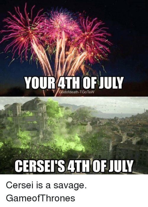 20 4th Of July Memes That'll Make You Scream For America