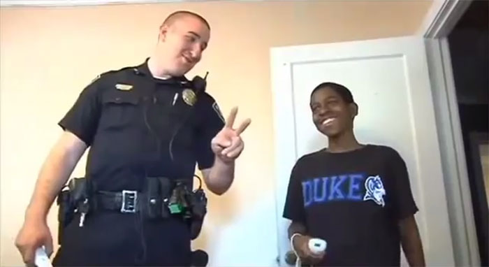 Man Proves That Good Cops Still Exist