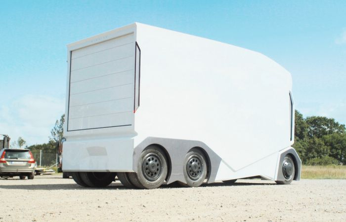 New T-Pod Self-Driving EV Gets A Prototype