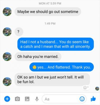 Cheating Husband Gets Owned After Texting A Married Woman