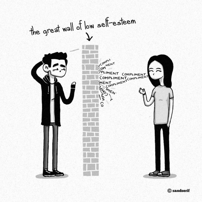 Funny Comics About Life With A Dark Sense Of Humor