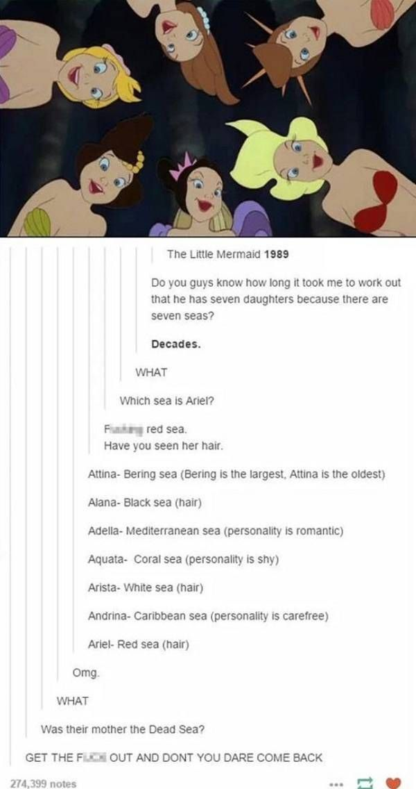 Tumblr Users Who Can't Stop Talking About Disney