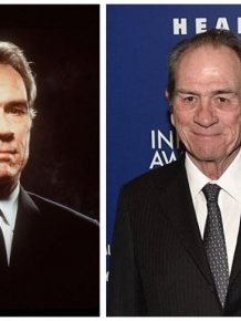 See What The Stars Of Men in Black Look Like Now