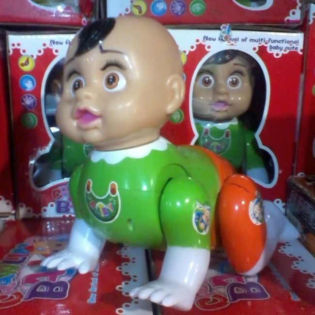 Weird Toys That Are Creepy And Terrifying