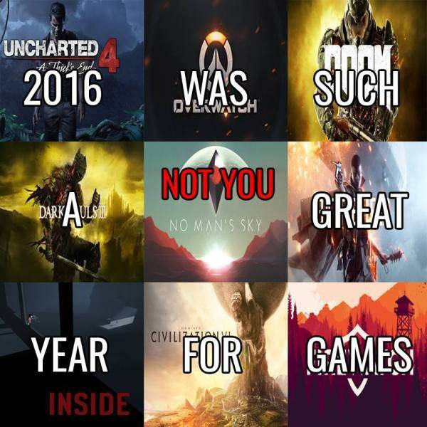 It's Truly Impossible Not To Love Games