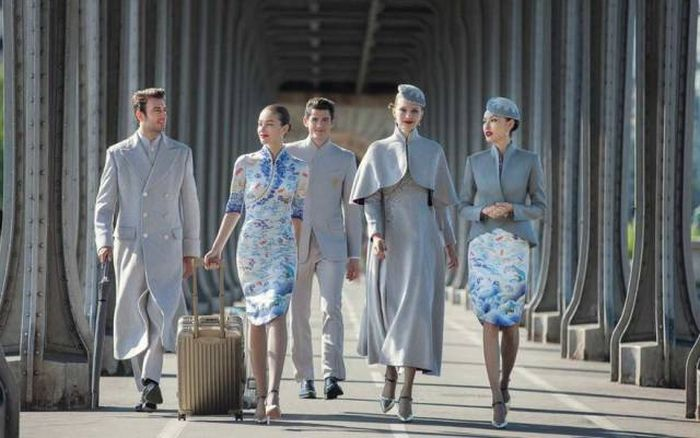 Chinese Airline Uniforms Rock The World Of Fashion