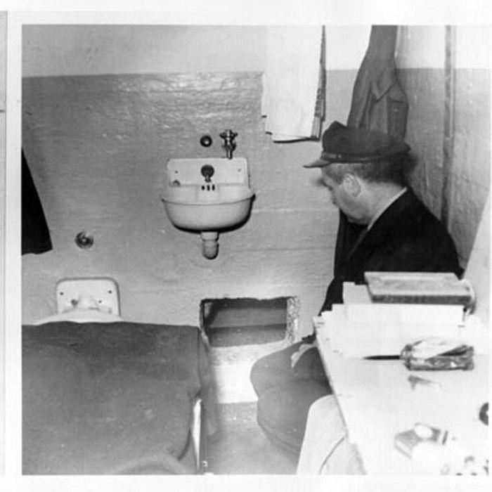 Vintage Photos From Inside Alcatraz