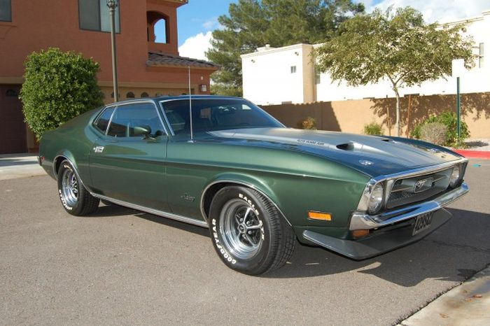 Muscle Cars For The Car Lover In All Of Us