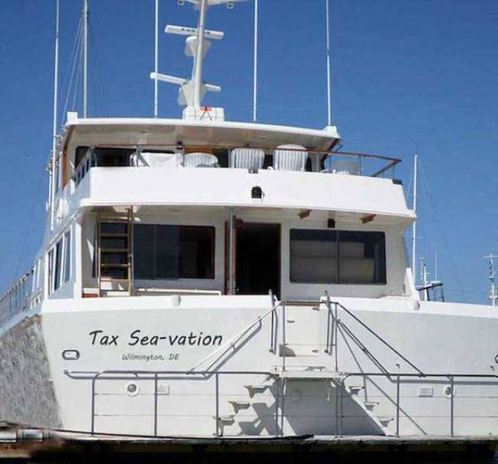 Naming A Boat Is The Toughest Part Of Owning One