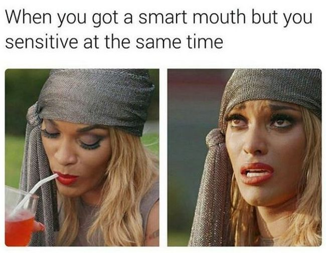 Hilarious Posts That Sum Up Sensitive People