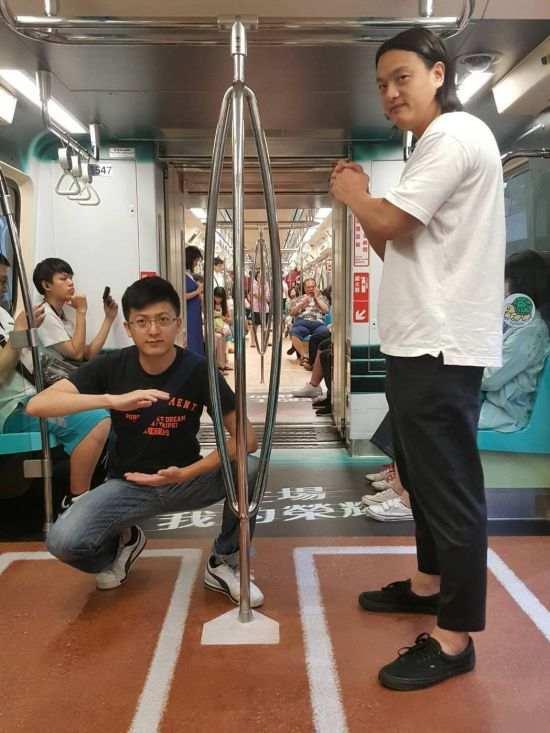 Taipei MRT Gets A New Look For Universiade
